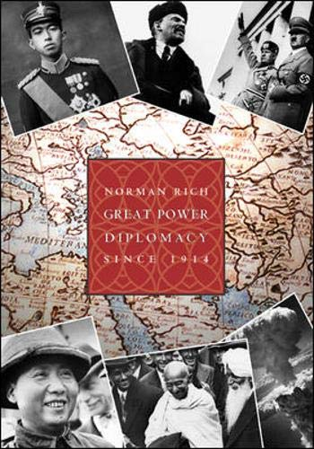 Great Power Diplomacy: Since 1914 (v. 2)