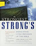 img - for Strongest Strong's Exhaustive Concordance of the Bible Super Saver: 21st Century Edition book / textbook / text book