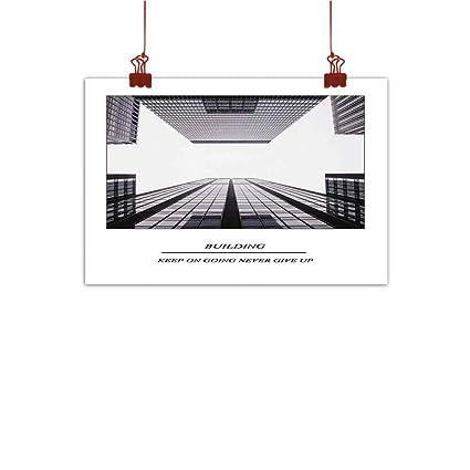 Amazon com: Loruoaine Canvas Wall Art Vector Modern tri-fold