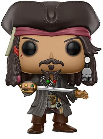 Funko POP Disney Pirates of the Caribbean Jack Sparrow Action Figure