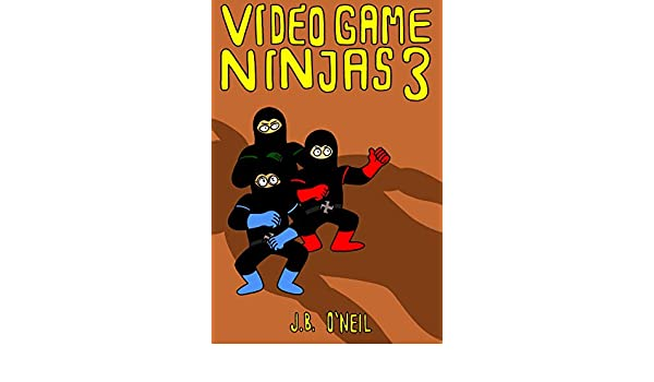 Amazon.com: Video Game Ninjas 3: Rise of the Ogre King eBook ...