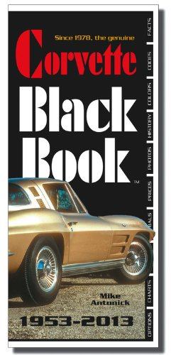 Corvette Black Book 1953-2013