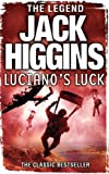 Front cover for the book Luciano's Luck by Jack Higgins