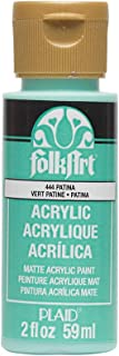 product image for FolkArt Acrylic Paint in Assorted Colors (2 oz), 444, Patina