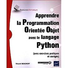 Apprendre la Programmation Orientée Objet avec le langage Python