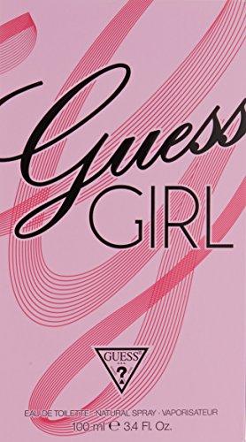 GUESS Girl Eau de Toilette Spray for Women, 3.4 Ounce by GUESS (Image #3)