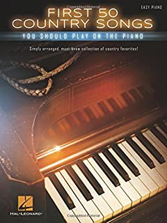 The Giant Book of Country Sheet Music: Easy Piano (The Giant