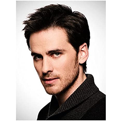 Once Upon A Time Colin Odonoghue As Captain Hook Close Up Candid 8