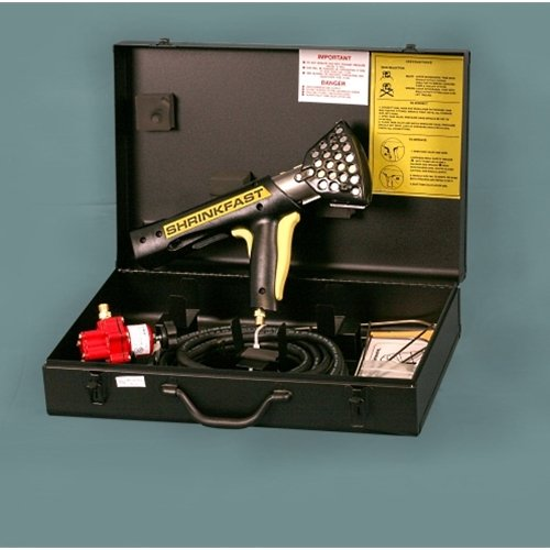 Shrinkfast 998 UL Heat Gun Kit by Shrinkfast