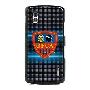 Athletic Club Ajaccio FC Phone Case 014 Fashionable Google Nexus 4 Phone Case Cover