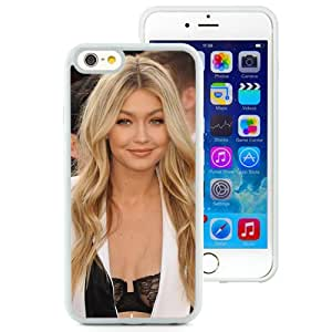 New Custom Designed Cover Case For iPhone 6 4.7 Inch TPU With Gigi Hadid Girl Mobile Wallpaper(233).jpg