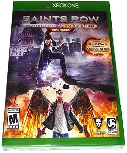 Saints Row IV: Re-Elected & Gat Out of Hell First Edition