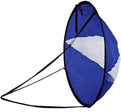 "WindPaddle Scout Sail, 42.5"" Foldable Durable Kayak Sail detail review"