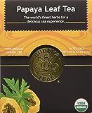Papaya Leaf Tea - Organic Herbs - 18 Bleach Free Tea Bags