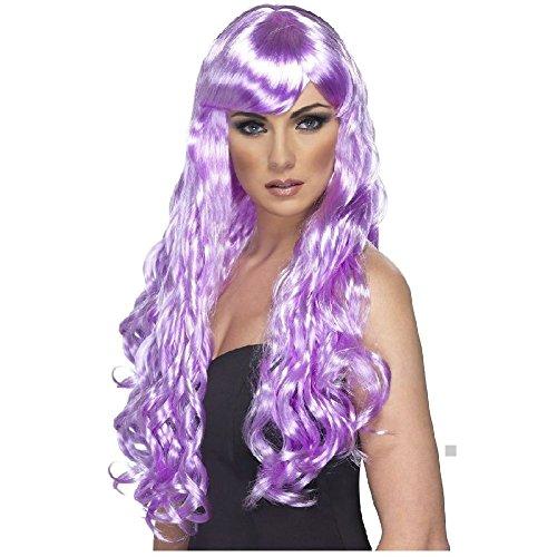 Female Freddy Krueger Costumes (Cosplay Fantasy Desire Wig Women Halloween Costume Accessory Adult Fancy Dress)