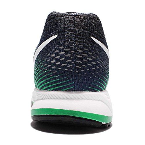 bleu Pegasus Zoom Air Course Entraînement Vert Nike 33 Homme De zTvwqZq