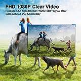 Hidden Camera Pen 32GB,FUVISION Full HD 1080P Spy