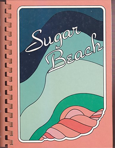 Sugar Beach (Junior League of Fort Walton Beach, Florida) Plastic Comb