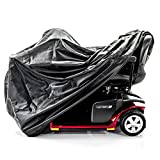 Challenger Mobility CMC-314 Scooter Vinay Cover, Heavy Duty, Lightweight, Weather Protection, Challenger Mobility, Large