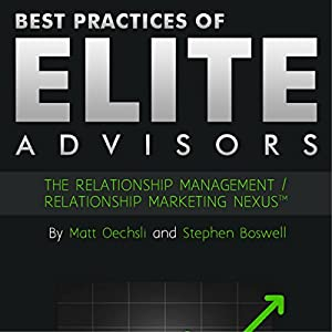 Best Practices of Elite Advisors Audiobook