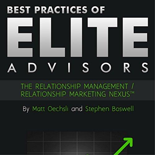 Best Practices of Elite Advisors