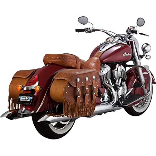 (Vance & Hines Turndown Chrome Slip Ons (18533) for 2014-2016 Indian Chief)
