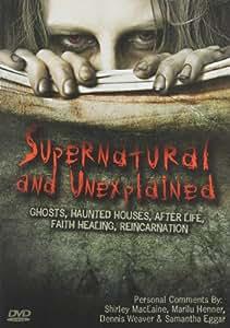Supernatural & Unexplained