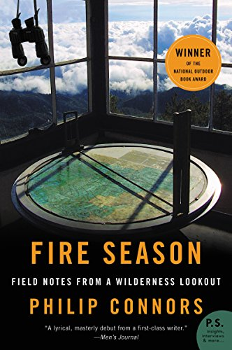 Fire Season: Field Notes from a Wilderness Lookout cover