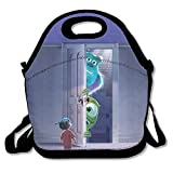 Shoulder Monsters Inc Lunch Tote