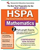 img - for HSPA Mathematics -- The Best Test Prep for the New Jersey HSPA (Test Preps) by Mel Friedman (2003-04-28) book / textbook / text book