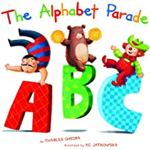 The Alphabet Parade (Learning Parade)