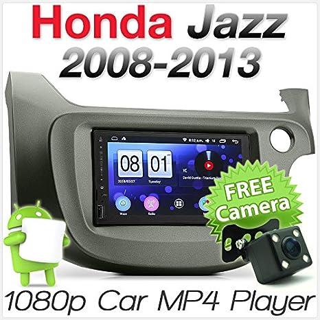 Tunez Honda Jazz Ge8 2008 2009 Android Car Mp3 Fascia Amazoncouk