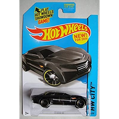HOT WHEELS HW CITY, BLACK RYURA LX 5/250: Toys & Games