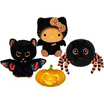 6c1a47d02c1 Amazon.com  Ty Beanie Boos Halloween Crawly Spider