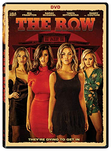 DVD : The Row (Widescreen, Subtitled, Dolby, AC-3)