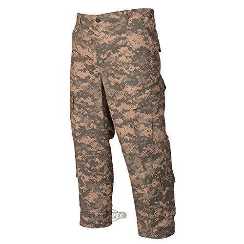 Army Combat Uniform Pattern - Tru-Spec Men's Army Combat Uniform Trousers Big And Tall Army 2XLR