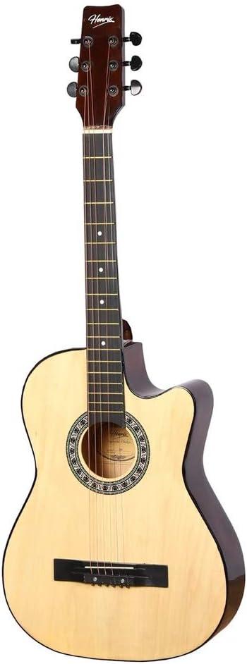 9. Henrix 38C Cutaway Acoustic Guitar