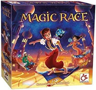Magic Race - Juego de Mesa para niños [Castellano]: Amazon.es ...