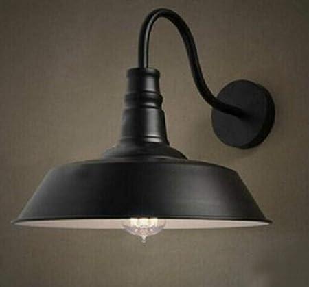 LIUJINHAI Diseñador Flea Loft lámpara de Pared Escalera de Aire Industrial Dormitorio Dormitorio Pasillo Hermoso Pasillo Pasillo Aluminio lámpara de Pared iluminación ZA: Amazon.es: Hogar
