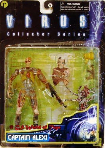 Virus Collectors Series Captain Alexi 6 inch Action Figure by ...