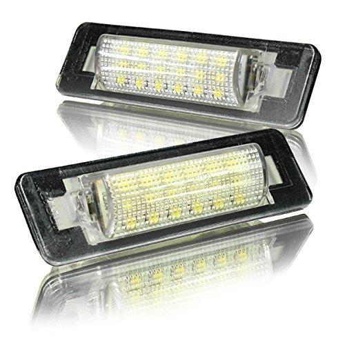 LED Kennzeichenbeleuchtung Canbus Module mit E-Zulassung V-030209