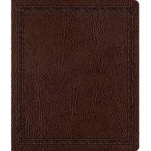 ESV Journaling Bible (Mocha, Threshold Design)