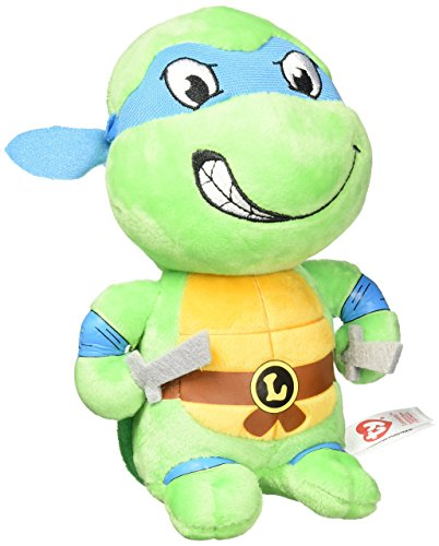 Ty Teenage Mutant Ninja Turtles Leonardo Mask, Blue, Regular]()