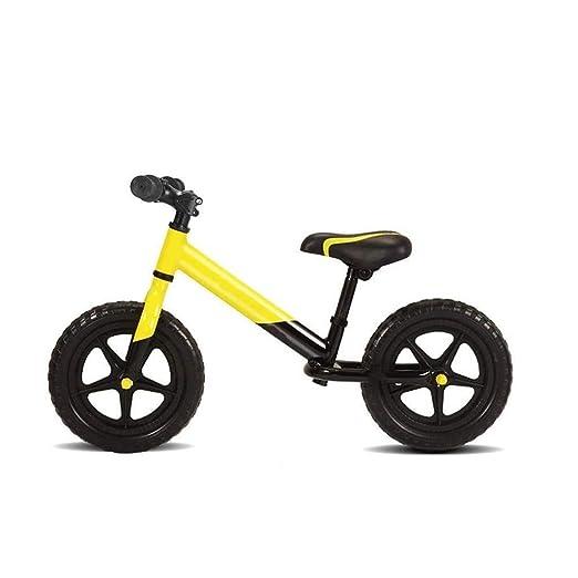 MODELSS Balance for niños Scooter for bebés Andador sin Pedales de ...