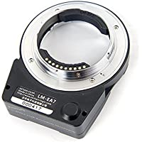 TECHART LM-EA7 Autofocus Lens Adapter, (the world's first auto focus adapter) Designed for Leica M/ Zeiss M/ Voigtlander M Mount Lens to Sony E NEX A9 A7II A7RII A6500 A6300 Cameras