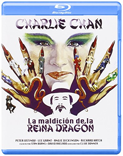 Charlie Chan and the Curse of the Dragon Queen ( Charlie Chan & the Curse of the Dragon Queen ) [ Blu-Ray, Reg.A/B/C Import - Spain ]