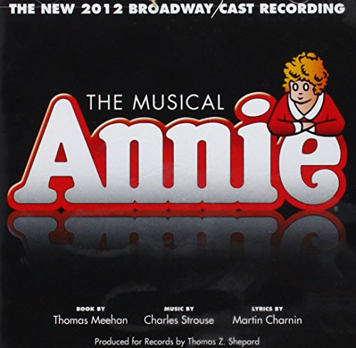 Annie: The New Broadway Cast Recording ()