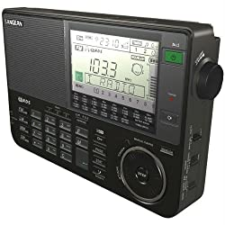 Sangean Ats-909x-bk Professional Multi-band Amfmsw Receiver (Black)