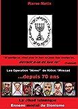 """MOSSAD: Les Opérations """"Homo"""" de Kidon/Mossad"""