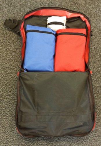 Stevens Soft Boccia Hand Stitched Set 6 Red Bowls 6 Blue Bowls Balls Jack and Carry Bag Paralympic Sport